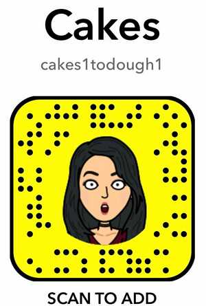 cakes1 to dough1 snapcode