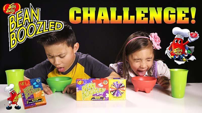 challenge bean boozled