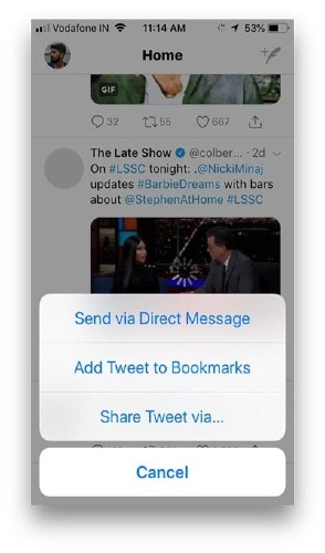 click-the-video-share-button