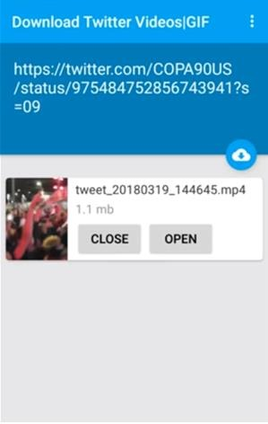 convert twitter video to mp4 android app