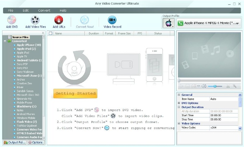 convert twitter video to mp4 any video converter