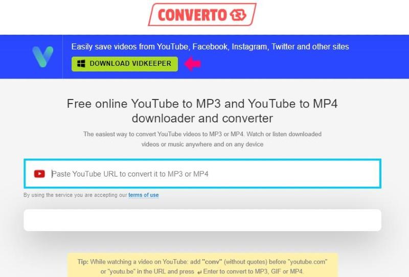 convert twitter video to mp4 converto