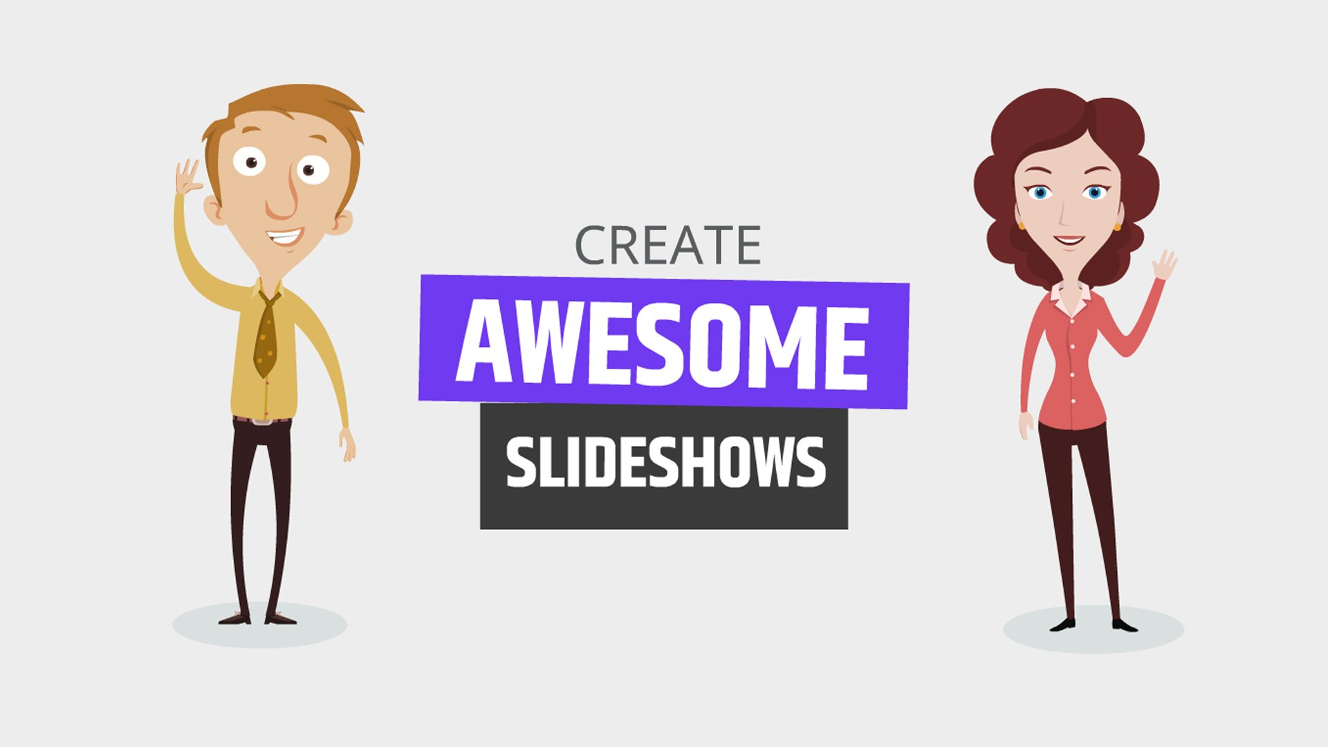 create awesome sldeshow video