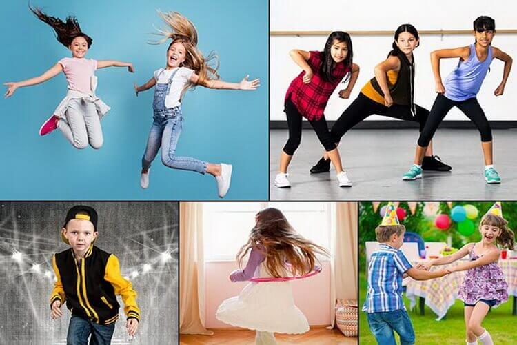 dance kids video ideas
