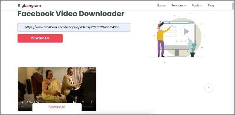download facebook videos to computer online free with bigbangram