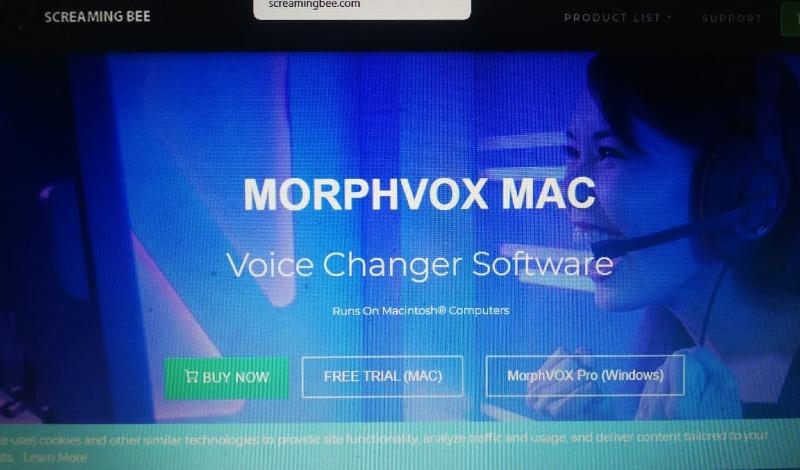 download the morphvox