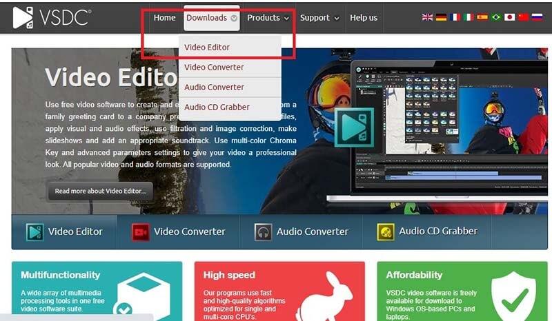 download video editor