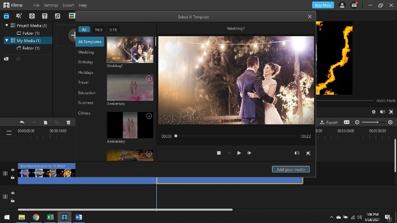 embed twitter video imyfone filme templates