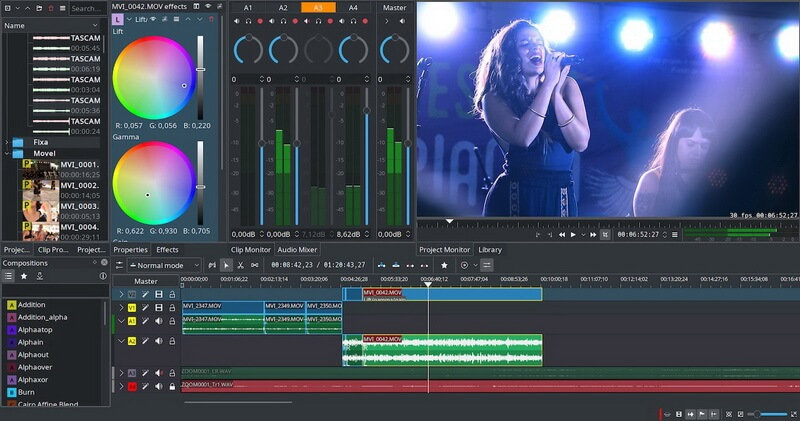 kdenlive vs openshot which is the better video editor