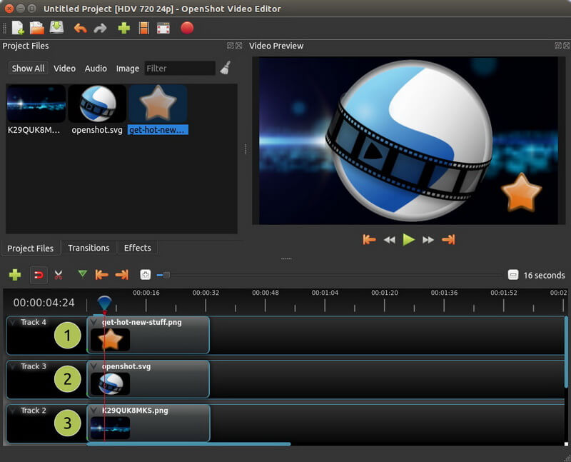 kdenlive vs openshot which is the best open source video editor