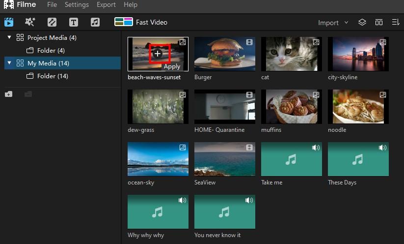 filme add file