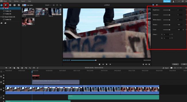 filme basic edit