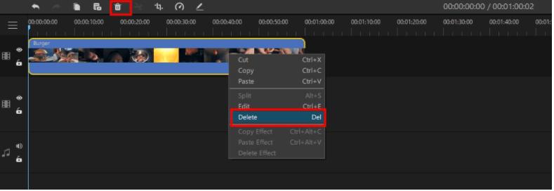 filme create cover video delete step 2-1-2