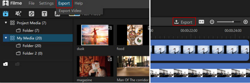 filme create cover video export.png step 2-4