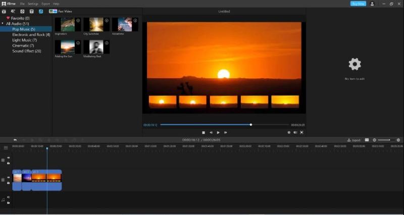 filme edit video