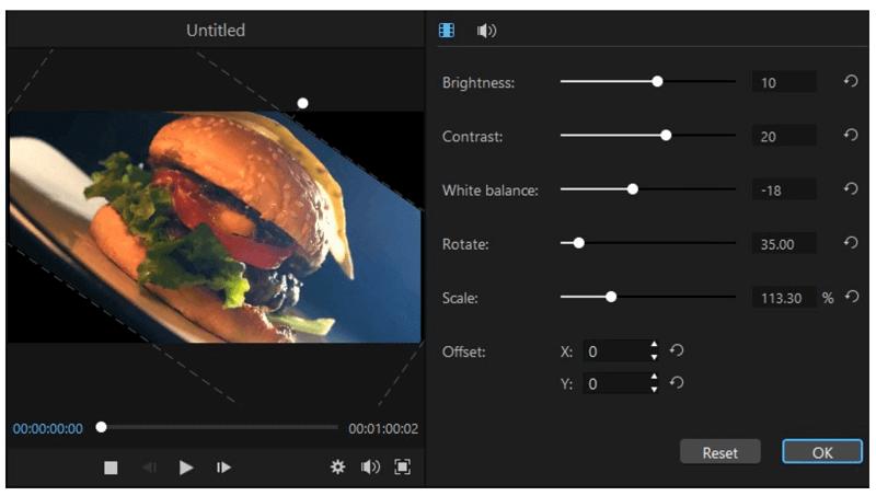 filme edit window