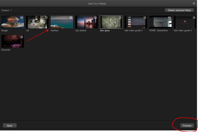 filme rearrange images step 1-4