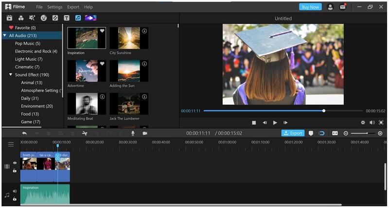 film video presentation