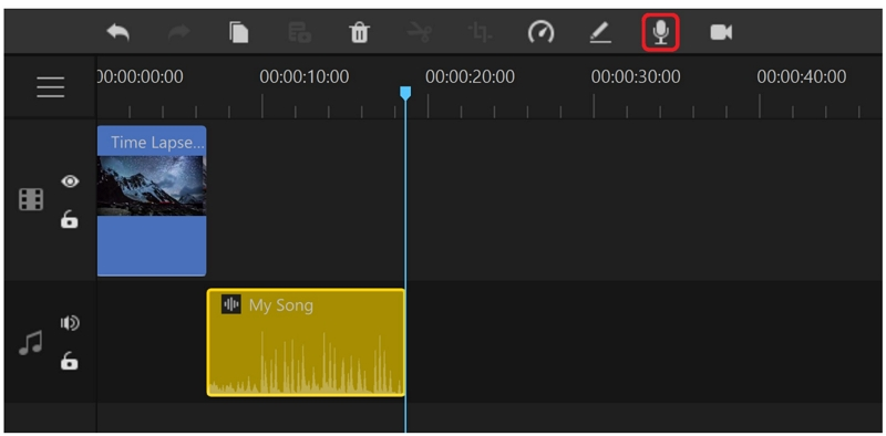 filme voice recorder with changed voice
