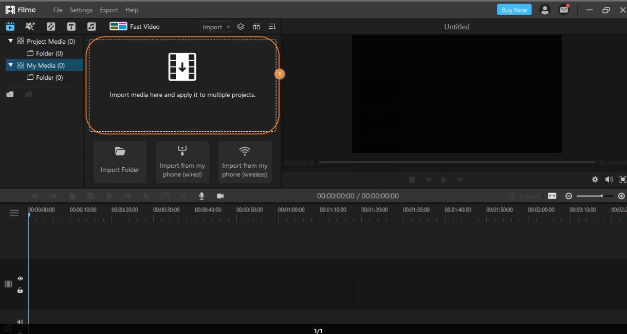 filme convert video