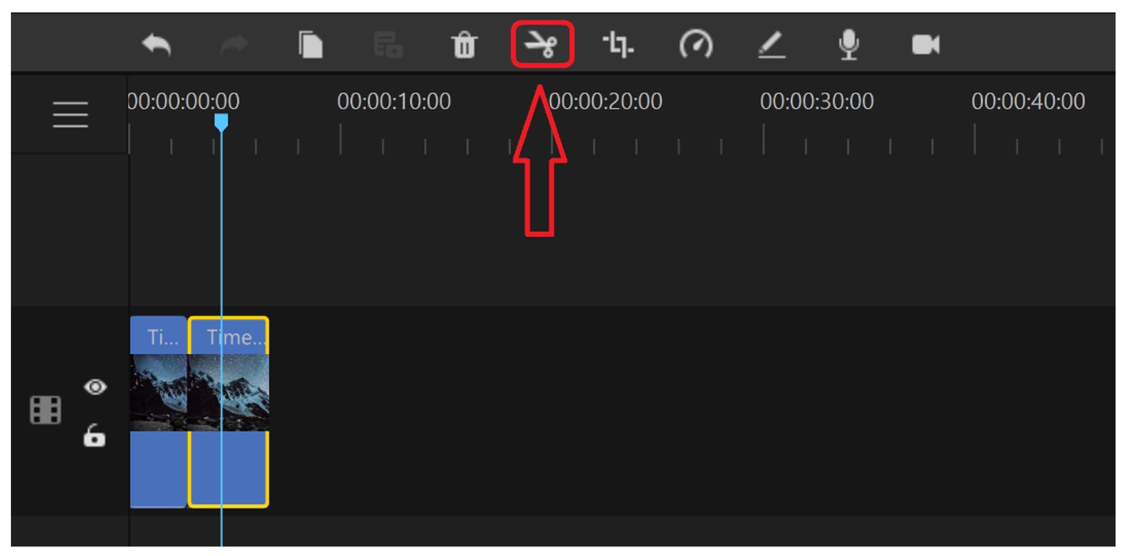 filme split tool for igtv