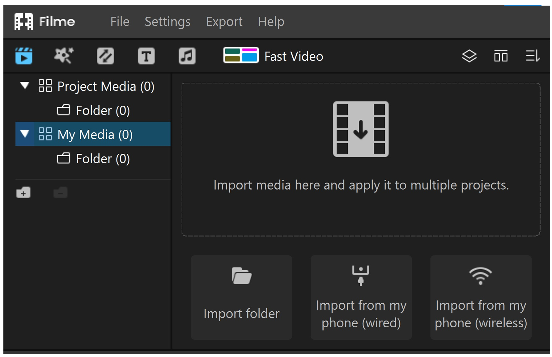 igtv video filme import files