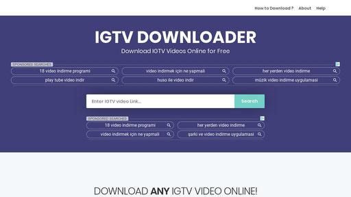 IGTV loader
