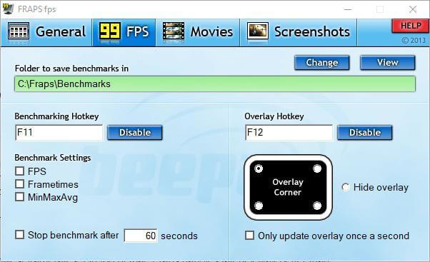 frap screen recorder