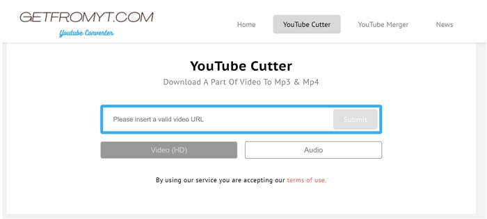 getfromyt youtube cutter