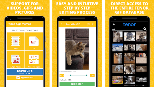 versatile gif to video converter android