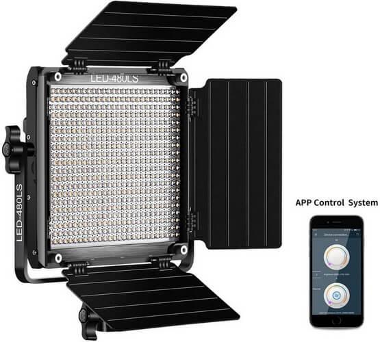 gvm led lights