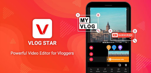 how to edit video with vlog star