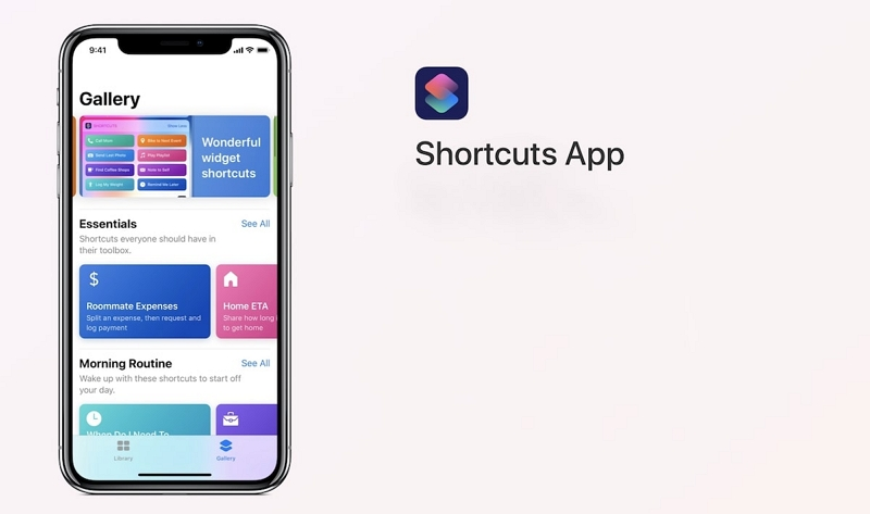 Shortcuts App for Instagram video saving