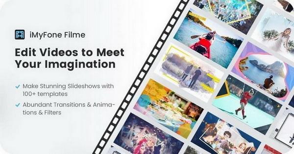 imyfone filme editor for vlog