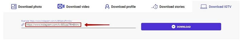 Ingramer IGTV Video Downloader