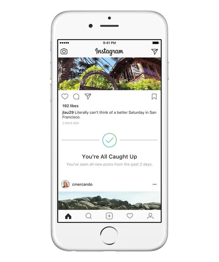 instagram news feed