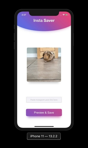 InstaSaver Video and Photo Downloader for Instagram
