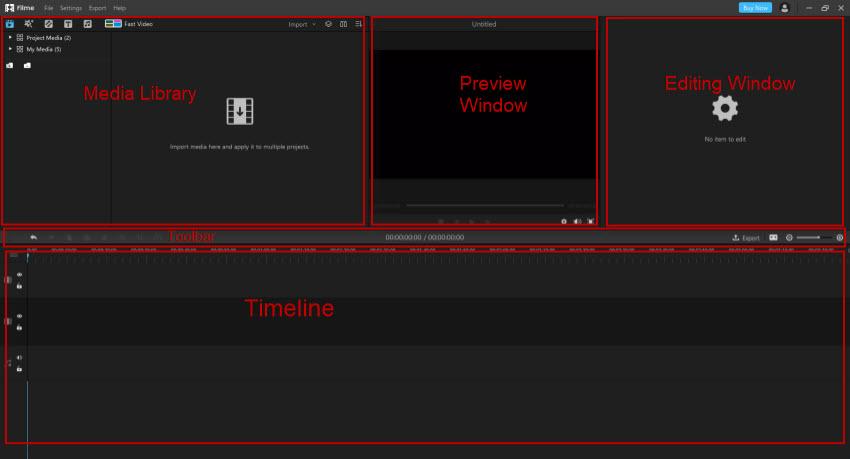 Filme Interface