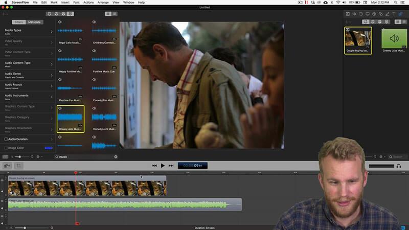 best ipad screen recording app screenflow