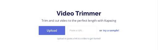 trim video for tiktok online for free