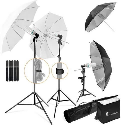 limostudio umbrella light