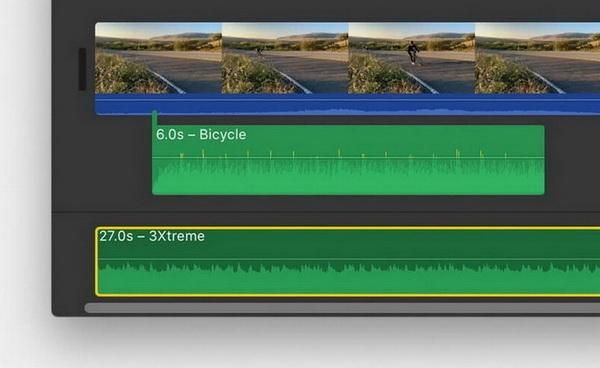make music video imovie mac