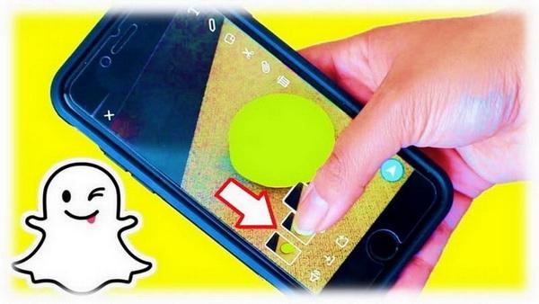 make snapchat video android ios