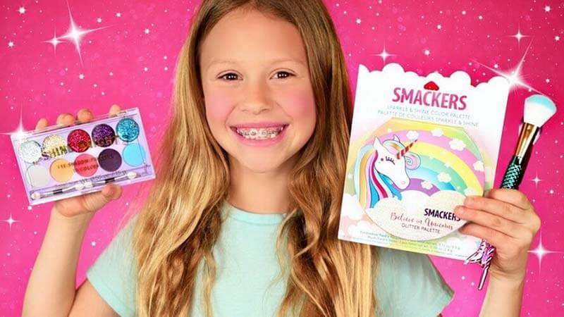 makeup kids video ideas