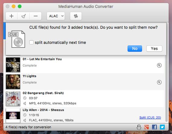 media human audio converter