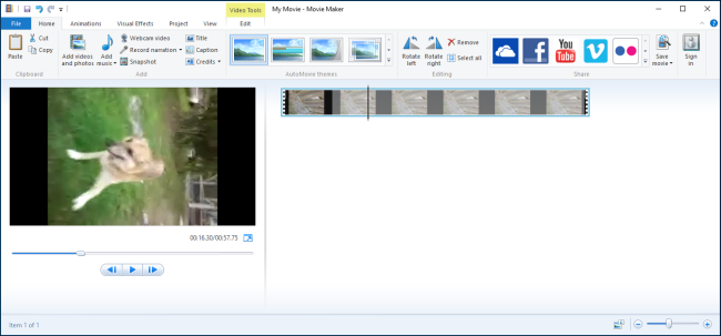 WindowsLiveMovieMaker