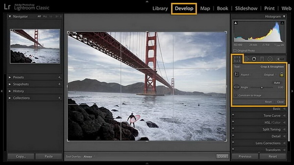 photoshop resize and scale