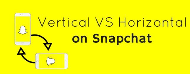 rotate snapchat video