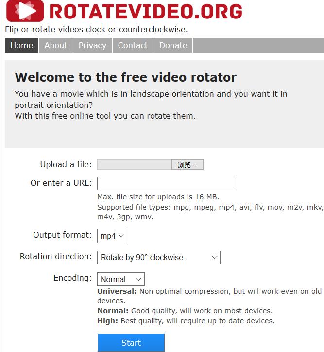 FreeVideoFlipandRotate