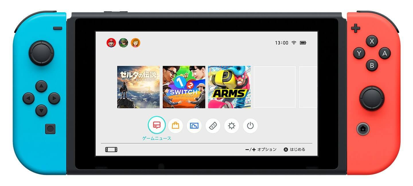 screen record on nintendo switch